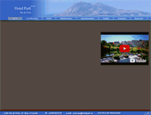 Tablet Preview of hotelpark.es